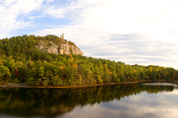 Mohonk Autumn - New Paltz - New York