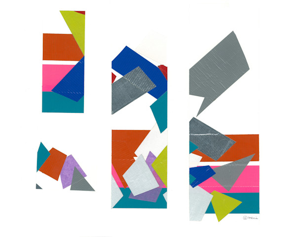 Collage Color Cutouts