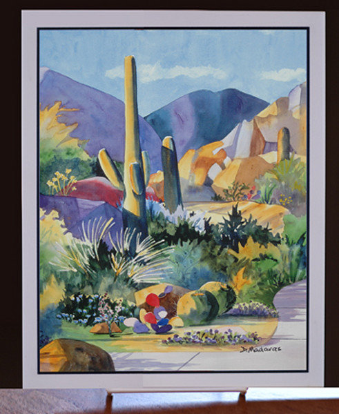 Ceramic Tiles | Southwest Art Gallery Tucson | Madaras