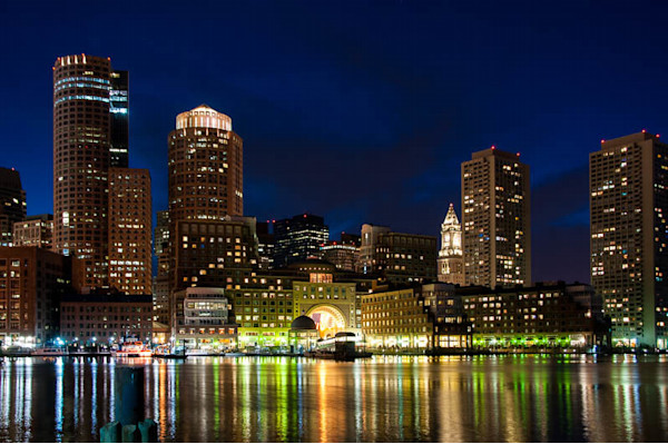 boston-on-the-waterfront in color