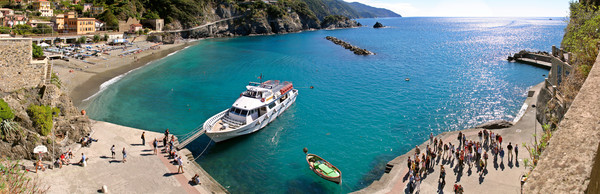 Floating - Monterosso al Mare - Italy