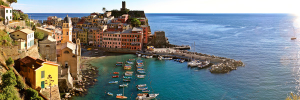 Harbor - Vernazza - Italy