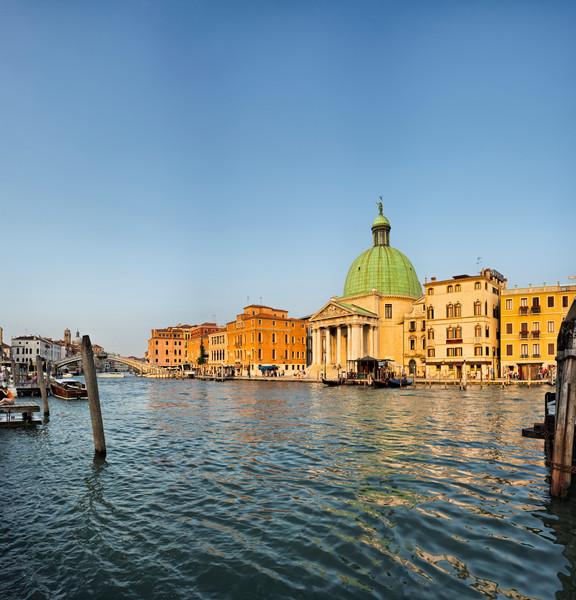 San Simeone Piccolo - Venice - Italy