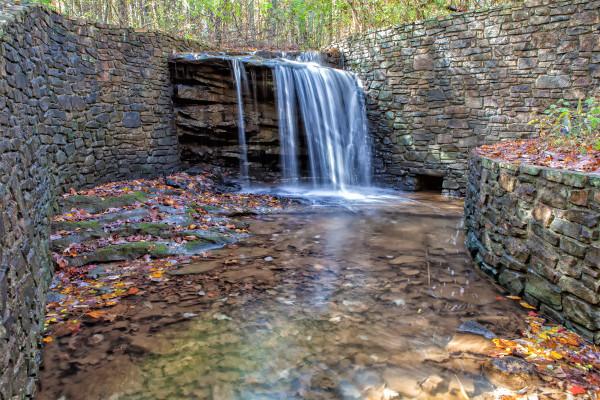 Signal Mountain waterfall