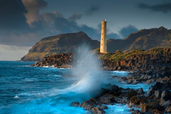 Ninini Point Lighthouse, Lihue | Kauai Fine Art Photography, Hawaii