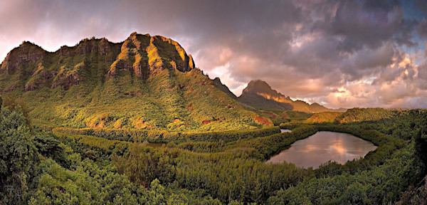 Menehune Fish Pond & Huleia River | Kauai Fine Art Photography, Hawaii
