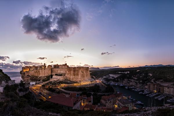 Fortress - Bonifacio - Corsica - France