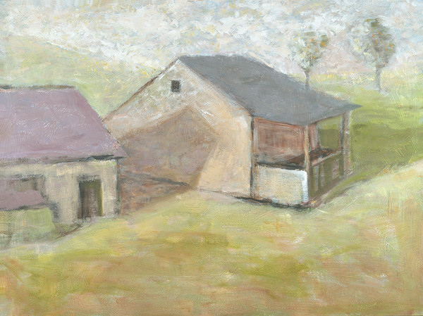 Barn and Cottage