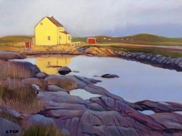 Dusk, Tilting, Newfoundland