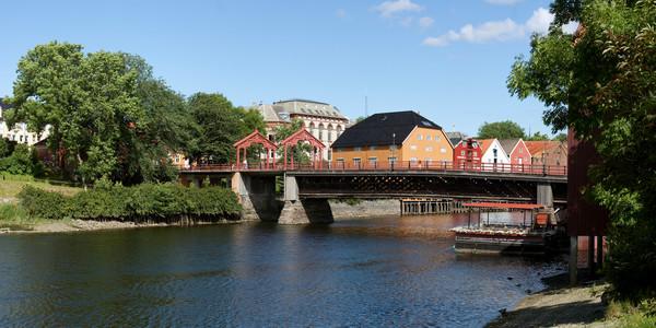 Gamle Bybru - Trondheim - Norway