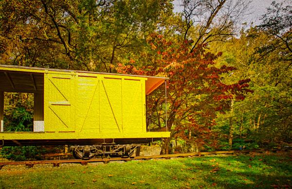 Hagley Railroad Fine Art Photograph | JustBob Images