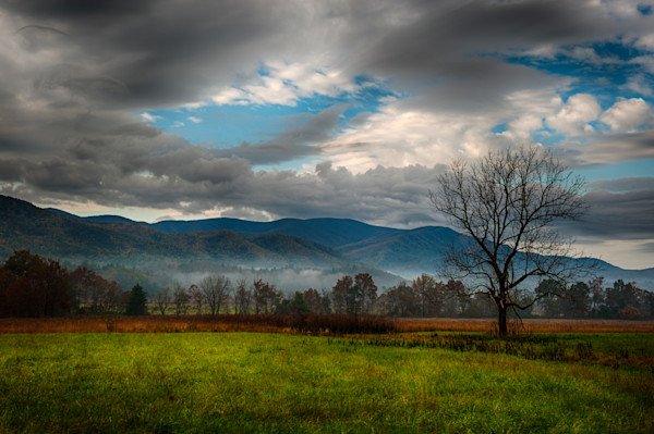 Smokies at Sunrise Fine Art Photograph | JustBob Images