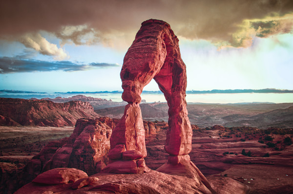 Delicate Arch Fine Art Photograph | JustBob Images