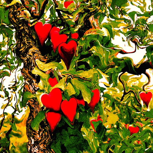 Love Apple Tree