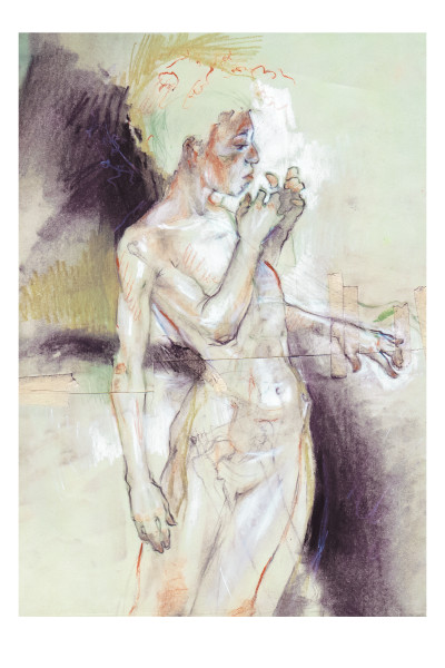 Figurative painting and drawing / The nude