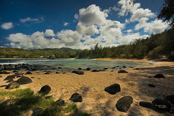 Moloa'a Beach | Kauai Fine Art Photography, Hawaii