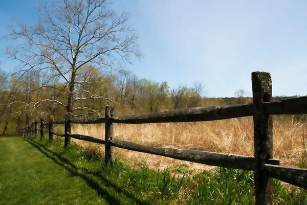 Audubon Fence