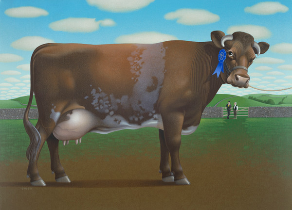 Come Hither Cow