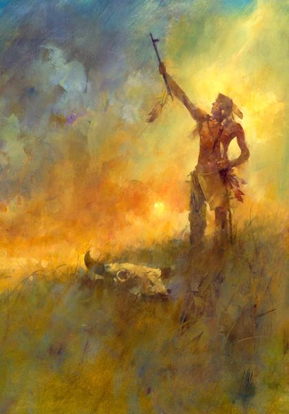 Twilight of Lakota