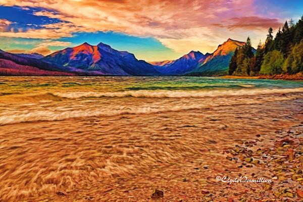 Painted Mountain @ Lake Mcdonald