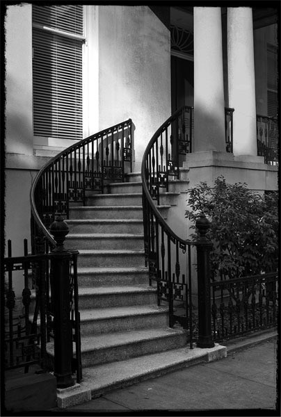 Savannah Stairs No. I