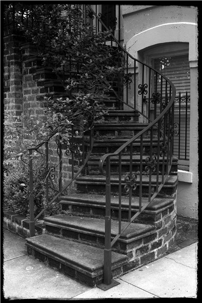 Savannah Stairs No. III