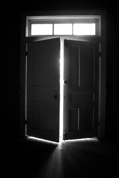 Cades Cove Door No. III