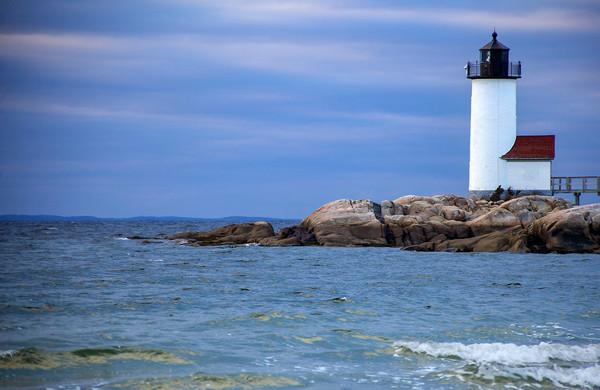 annisquam lighthouse beach sunset gloucester