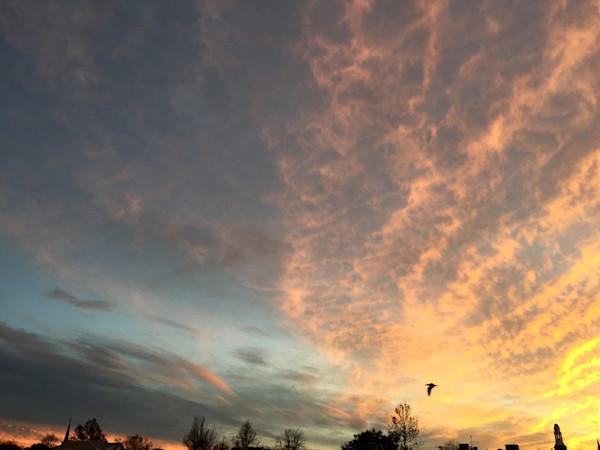 rockport skyline sunset