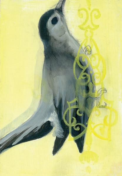 Bird Study VIII