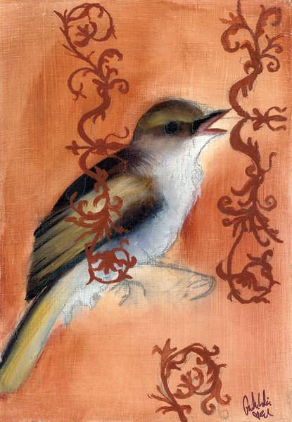 Bird Study VII