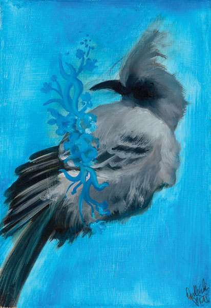 Bird Study IX