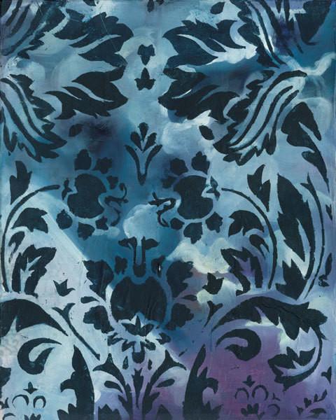 Indigo Patterns II