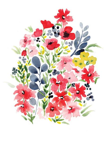 Spring Blooms I