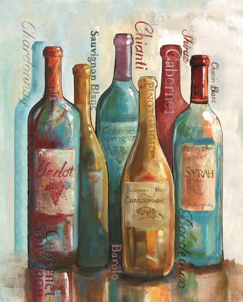 Wine Cellar Motif II