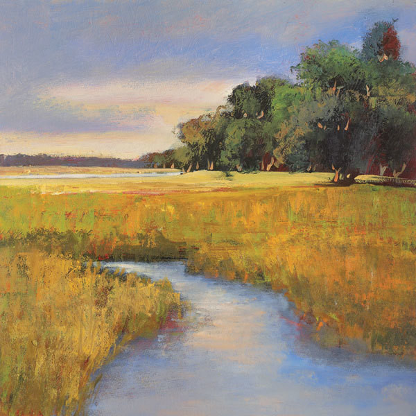 Low Country Landscape II