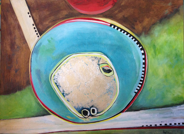 """Rollin' River"" by Avril Ward 