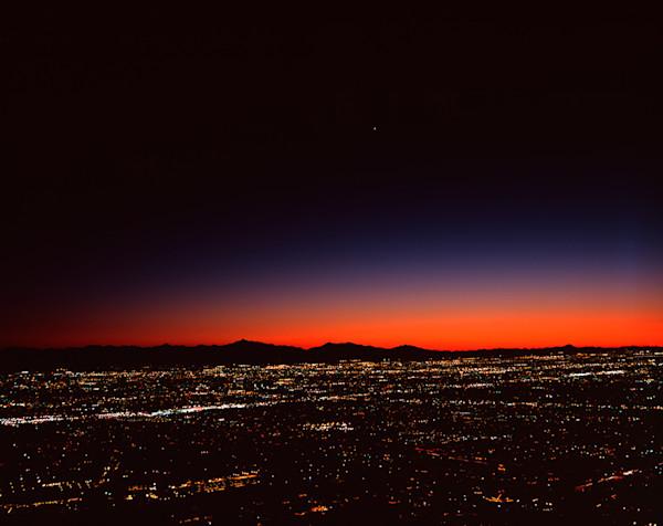Venus Above Phoenix