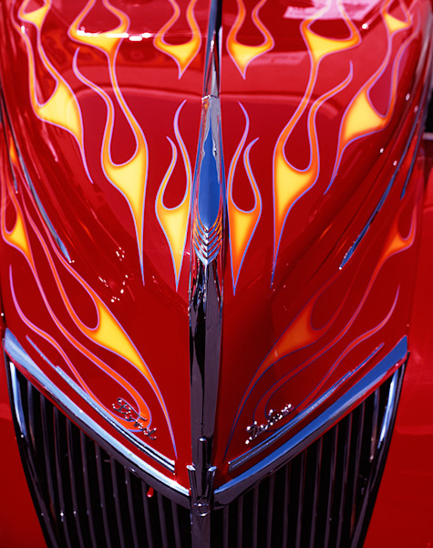 Flaming Ford 2