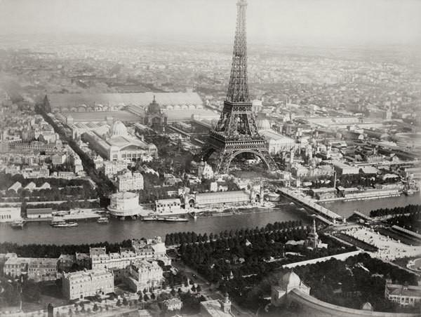 Vintage Paris I