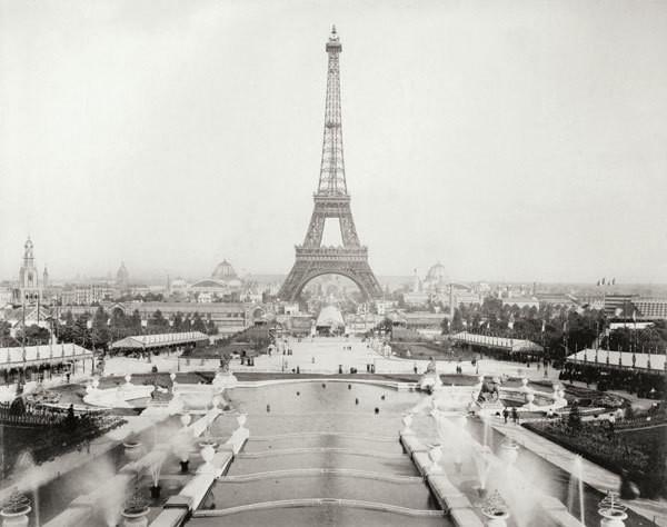 Vintage Paris V