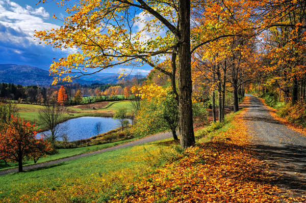 Shop for Vermont scenic landscape fine art photographs by Thomas Schoeller/Discover the rural charm