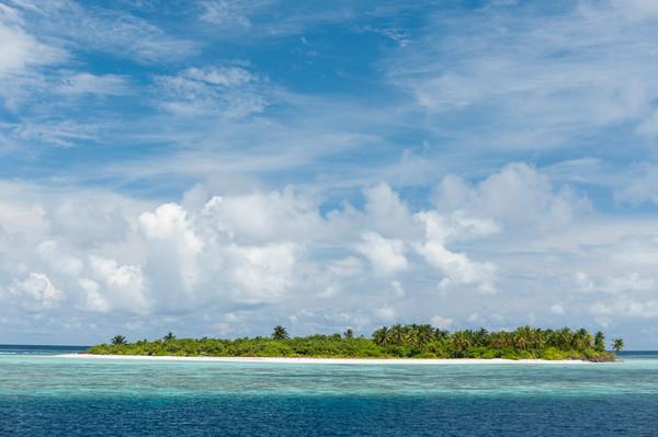 Mahadhdhoo Island, Huvadhoo Atoll, Maldives