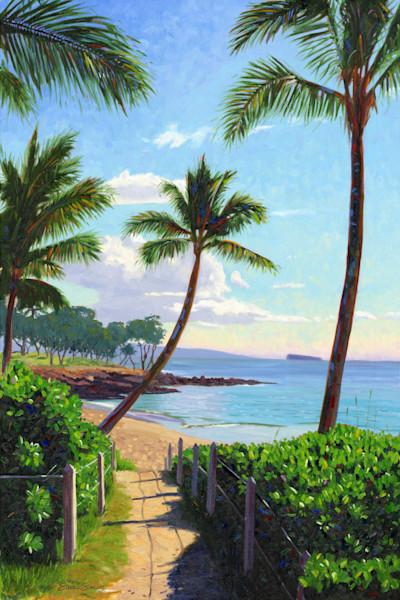 Beach at the Maui Prince Hotel Makena