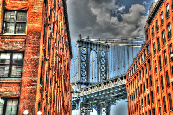 Dumbo Manhattan Bridge