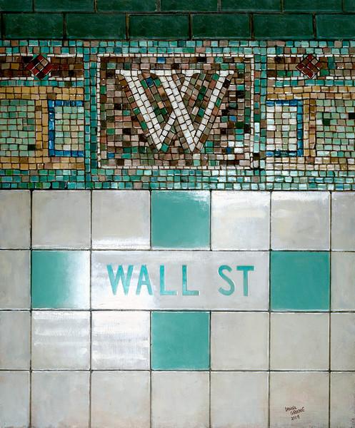 W - Wall Street