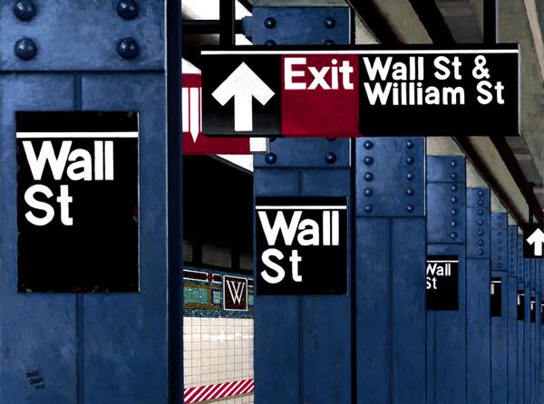 Williams Street Exit