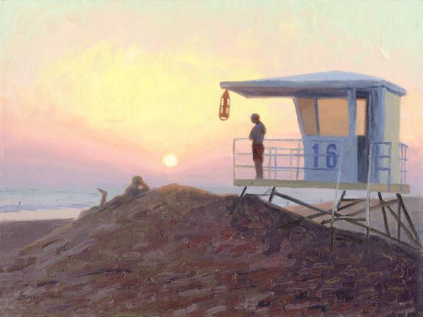 Huntington Beach Lifeguard