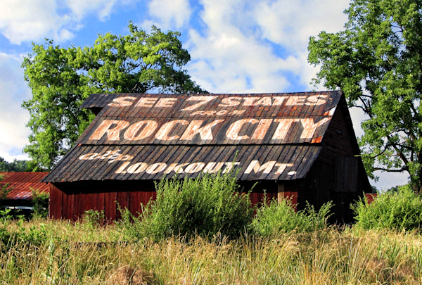 Rock City Barns