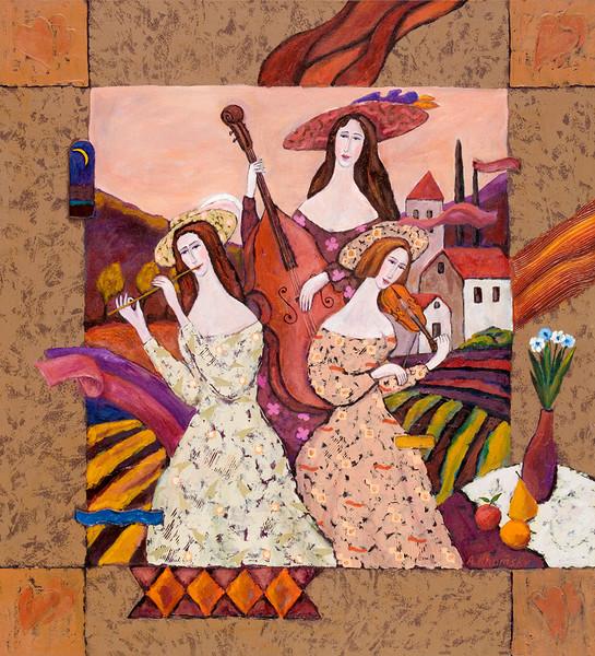Tuscany Trio